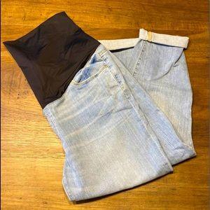 LOFT Maternity Jeans Size 18
